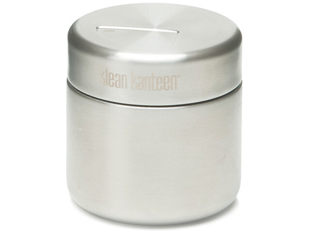 Klean Kanteen Food Canister 236ml, brushed stainless